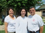 The Chavez family, Fort Sumner, NM