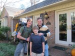 Matt Matthews and John Mark, hosts in Greer, SC