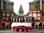 Christmas at Ebeneezer Baptist