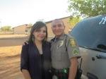 Crystal and Rodney Yazzie, Tuba City, AZ