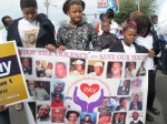 """The MLK Jr. Day """"Stop the Violence"""" march, sad and sobering"""