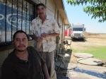 Hector and Gonzalo, Planada, CA