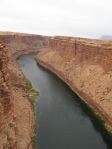 The Colorado River, Marble Canyon, AZ