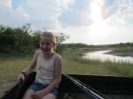 Skylar, our fishing expert