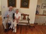 Uncle Don and Aunt Helen in Roanoke, VA