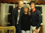 Dale Crittenden and Becki Compton, my mountain mama and papa in Copper Hill, VA