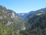 Yosemite, the end