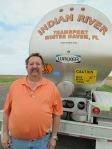 Mel Jack pulls over to Gatorade and popcorn me, Slaton, TX