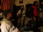 Band practice, awesome